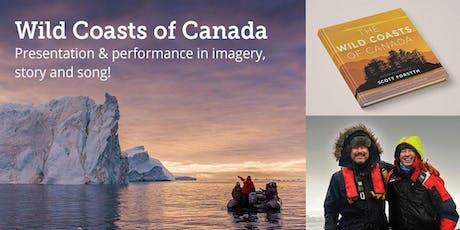 Wild Coasts of Canada:  Cranbrook tickets