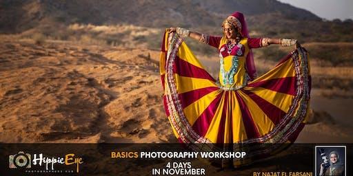 Basics of Photography workshop