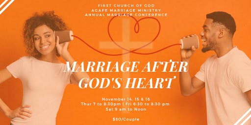 Marriage After God's Heart