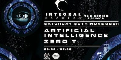Delirium Presents: Integral Records ft A.I & Zero T