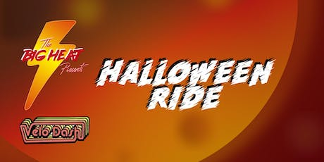 Halloween Ride with The Big Heat and VeloDash tickets