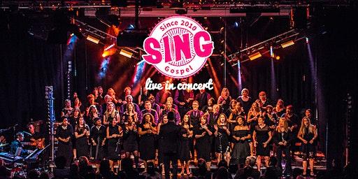 Sing Gospel Christmas Extravaganza 2019!