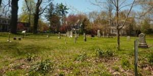 Montgomery County Service Day: Old Baptist Cemetery Clean Up