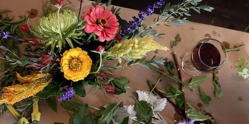 Open Bar Thursday, Free Floral Design Workshop