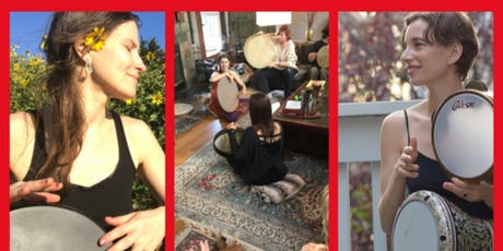 Middle Eastern Drum and Rhythm Immersion (all levels) tickets