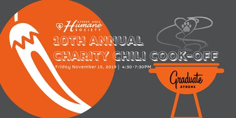 10th Annual Charity Chili Cook-Off tickets
