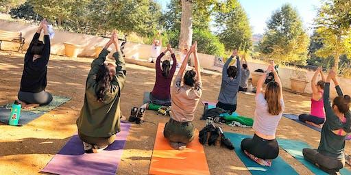 Yoga on the Mountain CANCELED (RAIN)