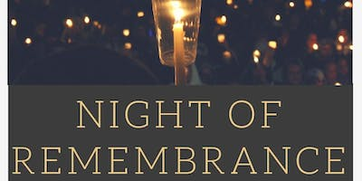 NIGHT OF REMEMBRANCE- GILDA'S CLUBHOUSE