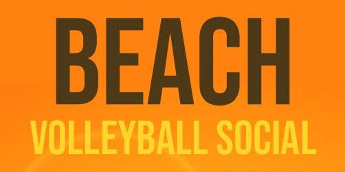 Beach Volleyball Social