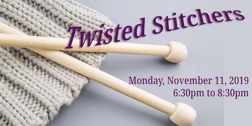 Twisted Stitchers