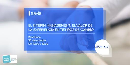 El interim management: el valor de la experiencia en tiempos de cambio
