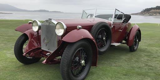 Fairmont's First Mille Miglia Aperitivo