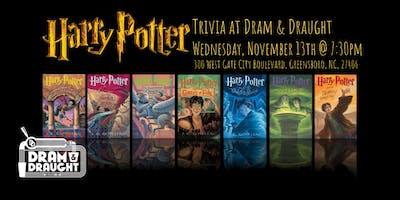 Harry Potter Books Trivia at Dram & Draught Greensboro