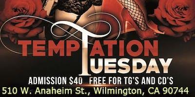 Temptation Tuesday November Party  - November 12, 2019