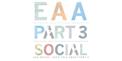 EAA Social: Let's talk about Part 3