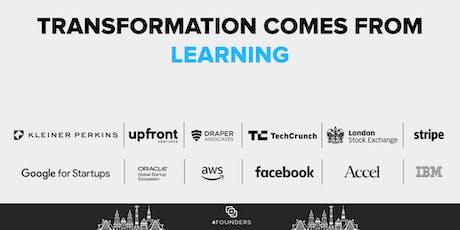 Growth Hack 1:1  Aprendiendo a escalar una startup, reclutar y fondearla. entradas