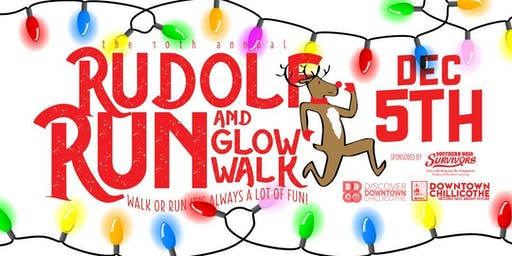 Rudolf Run & Glow Walk 2019
