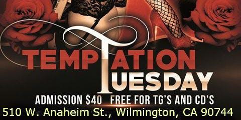 Thanksgiving Temptation Tuesday Party  - November 26, 2019