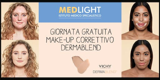 Giornata Make-up Correttivo con Vichy