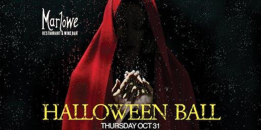 Halloween at Marlowe