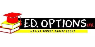 1st Annual School Choice Resource Fair- Students a