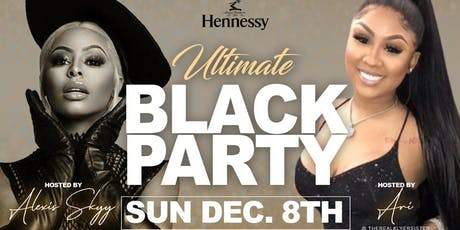 THE ULTIMATE BLACK PARTY tickets