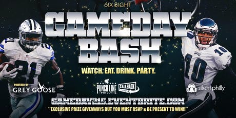 GAMEDAY BASH tickets