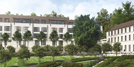Pose de la première pierre de l'hôtel du Domaine de la Reine Margot billets