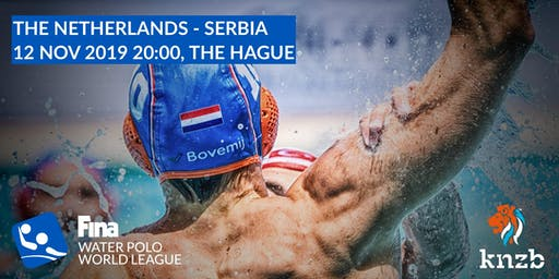 World League Waterpolo Heren NED-SRB
