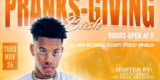 Pranks-Giving (The Official Thanksgiving Bash)
