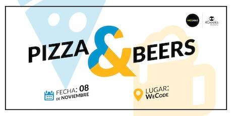 Pizza & Beers (Evento gratuito) entradas