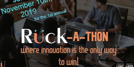Rück-a-thon- Sustainable Economy and Technology Challenges Sprints tickets
