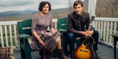 Music of the Carolinas: Zoe & Cloyd tickets
