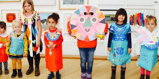 Halloween Family Event: Explore the Galleries by Torchlight