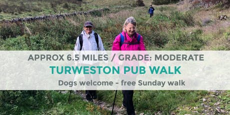 TURWESTON / WHITFIELD SUNDAY CAFE WALK | 6.5 MILES | MODERATE  tickets