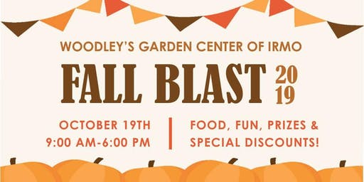 Fall Blast 2019 at Woodley's of Irmo