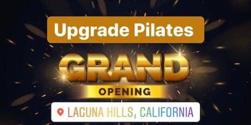 Upgrade Pilates GRAND Opening
