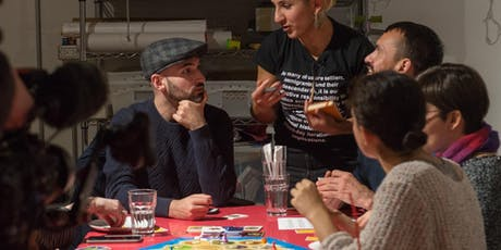 Unsettling: Settlers of Catan with Golboo Amani tickets