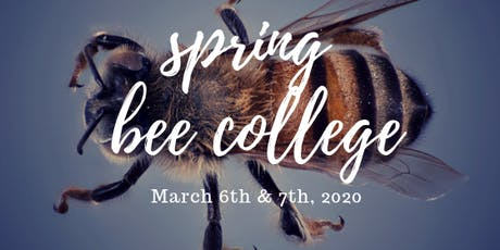 Spring Bee College 2020 tickets