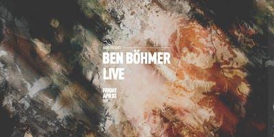 Ben Böhmer (Live)