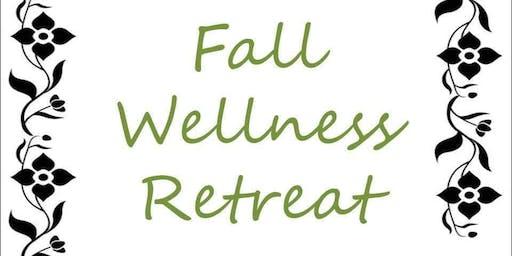 Fall Wellness Retreat