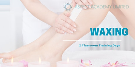 Waxing 2 day Training Course tickets