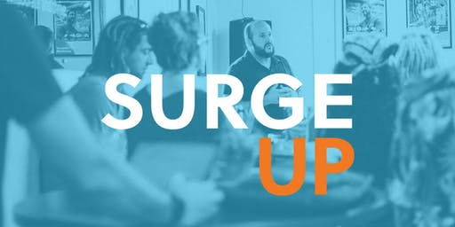 Meet the 2019 SurgeUp Cohort - Public Pitch Practice