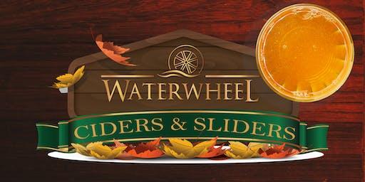 Ciders & Sliders