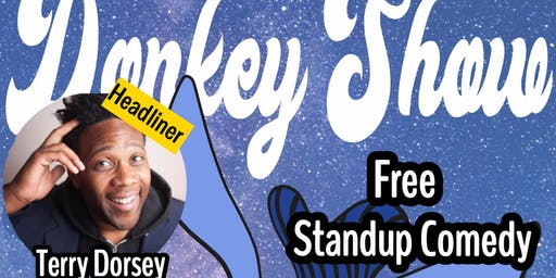 Standup Comedy At the Roaring Donkey