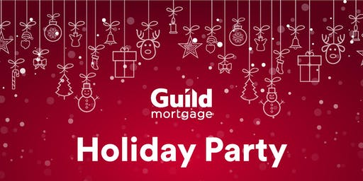 Guild Mortgage Holiday Party
