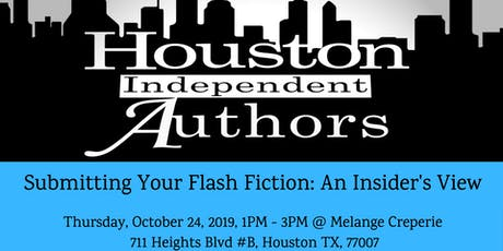 Submitting Your Flash Fiction: An Insider's View tickets