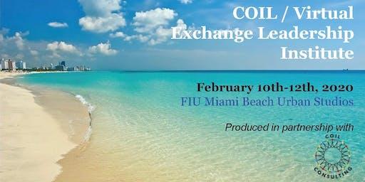 COIL / Virtual Exchange Leadership Institute