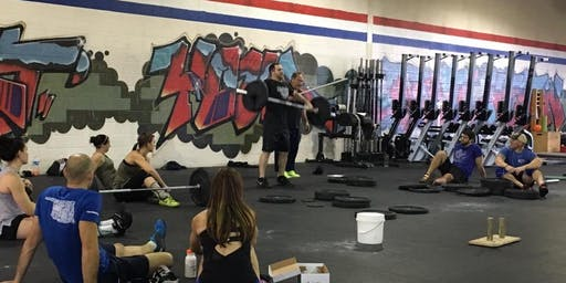 CrossFit Fortify Cohen Olympic Weightlifting Seminar