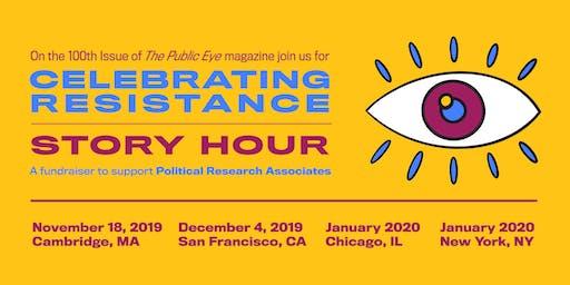 Celebrating Resistance Story Hour